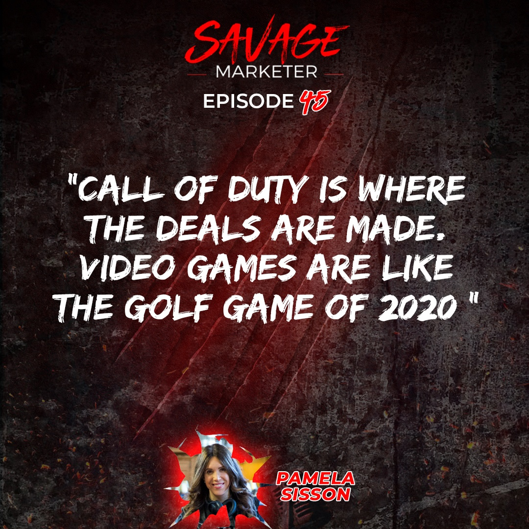Video Games are the Golf 2020